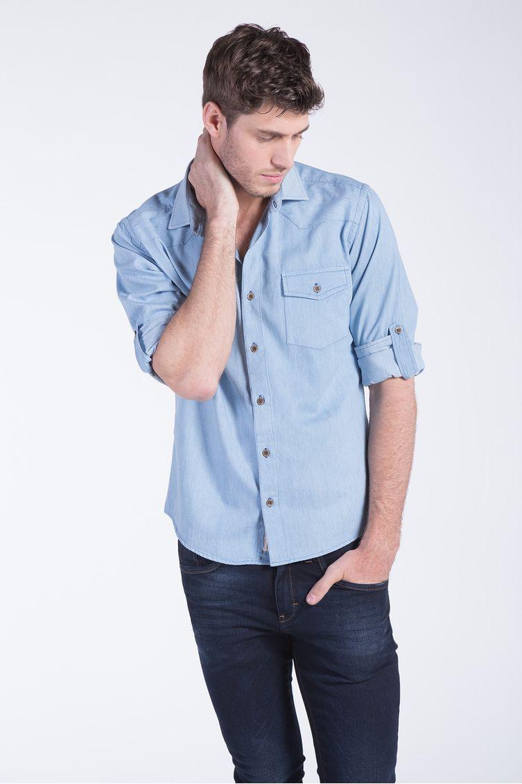 Camisa-Camelia