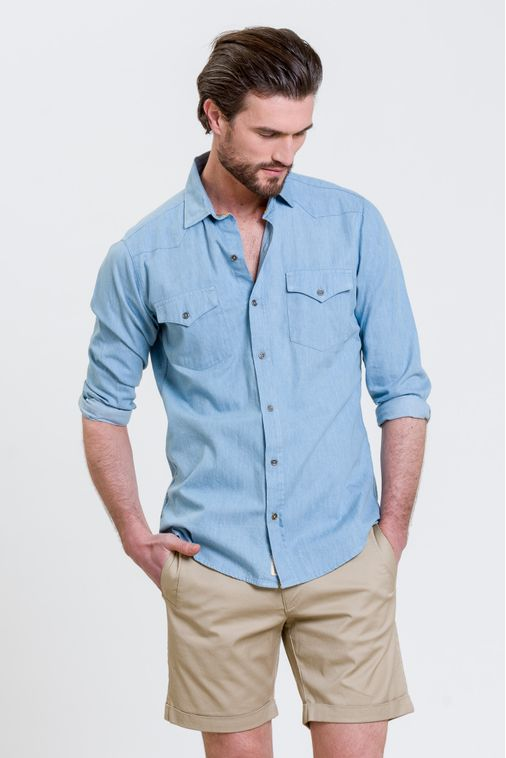 Camisa-Piccadilly
