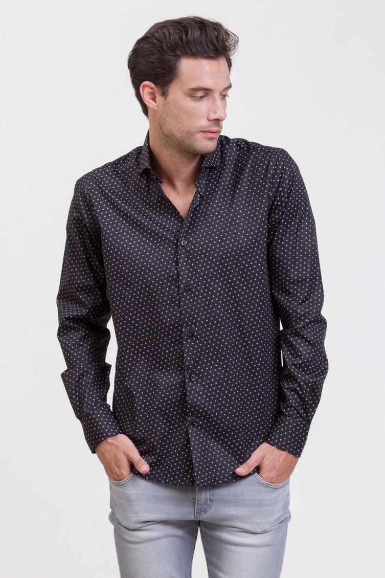 Camisa-Trapeze