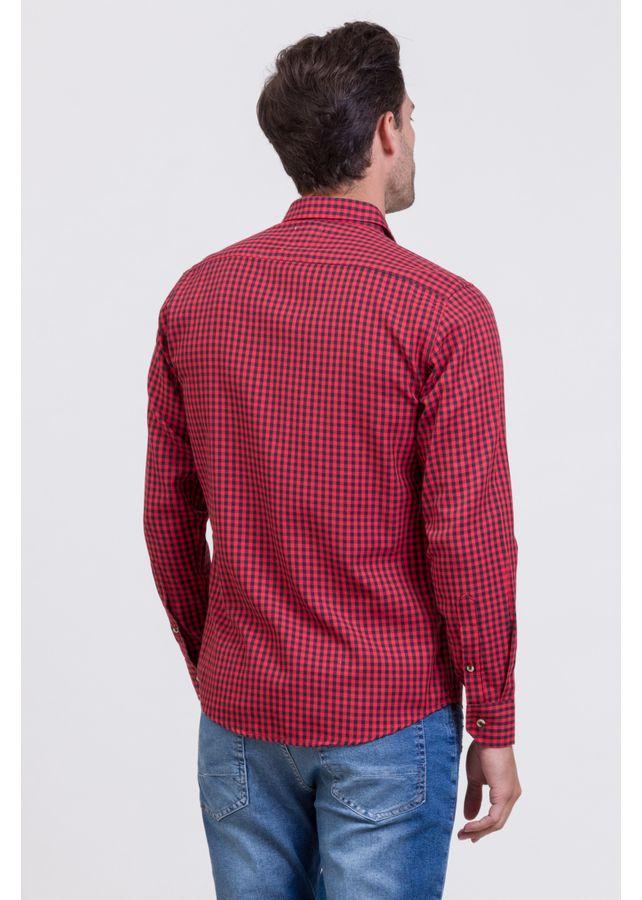 Camisa-Brick