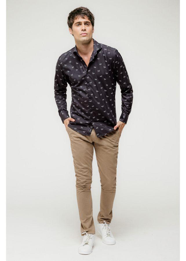 Camisa-Marble