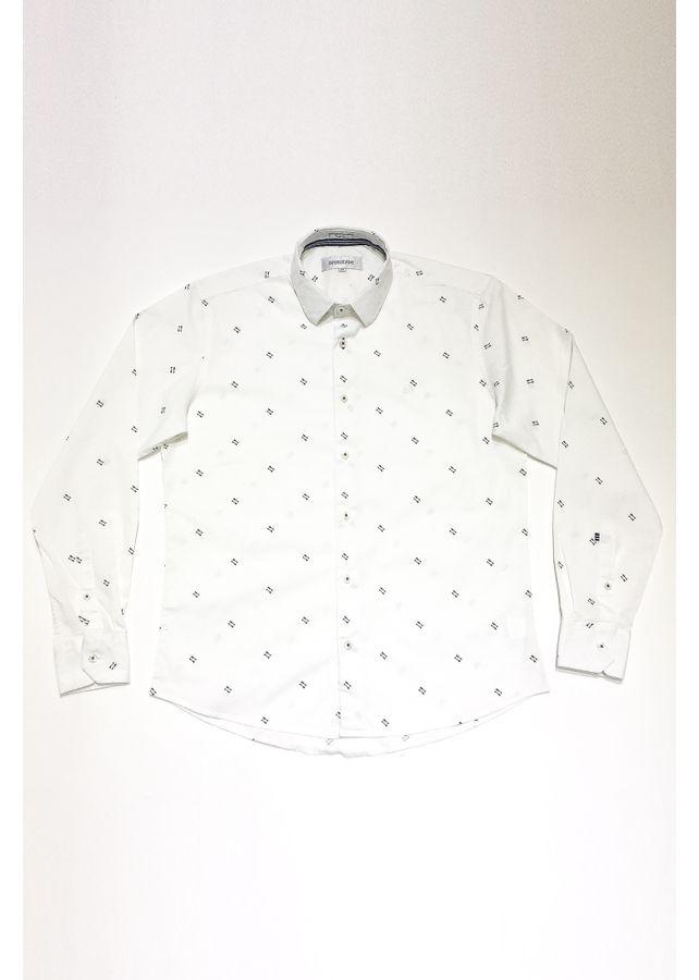 Camisa-Gourette