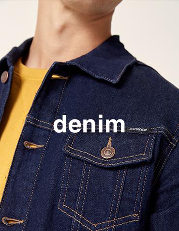 Denim/camisas HS
